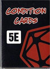 5E Rpg - Condition Cards