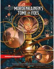Dungeons and Dragons RPG - Mordenkainen's Tome of Foes (5th Edition)