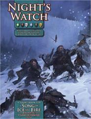 A Song of Ice and Fire Roleplaying: Night's Watch Hardcover