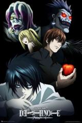 #101 - Deathnote Characters