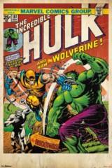 #110 - Hulk & Wolverine