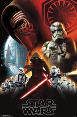 #104 - Star Wars The Force Awakens The Dark Side