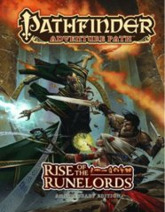 Pathfinder RPG (Adventure Path) - Rise of the Runelords - Anniversary Edition