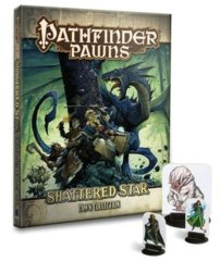 Pathfinder RPG (Pawns) - Shattered Star