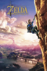 #04 - Zelda breath of the Wild Climb