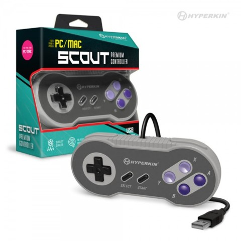 (Hyperkin) Scout Premium Controller for PC