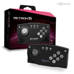 (Hyperkin) Bluetooth Wireless Controller for RetroN 5 (Black)