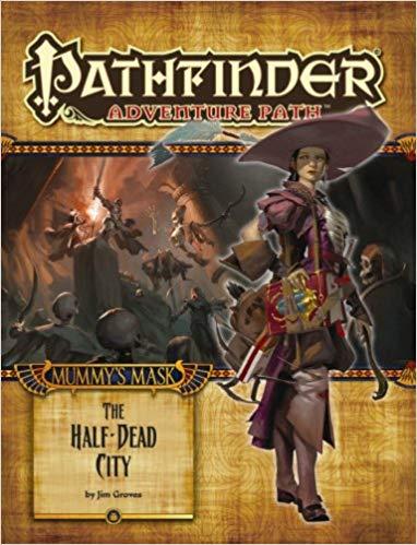 Pathfinder RPG (Adventure Path) - The Half-Dead City