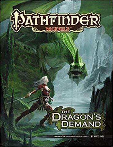 Pathfinder RPG (Campaign Setting) - Dragons Demand
