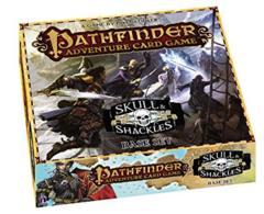 Pathfinder Adventure (Card Game) - Skull & Shackles - Base Set