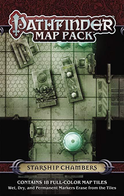 Pathfinder RPG (Map Pack) - Starship Chambers
