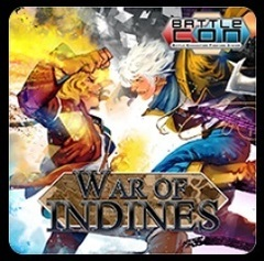 BattleCON War of Indines 2nd Edition