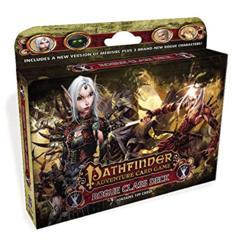 Pathfinder Adventure (Card Game) - Rogue Class Deck