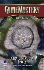 Pathfinder RPG (GameMastery Map Pack) - Extradimensional Spaces