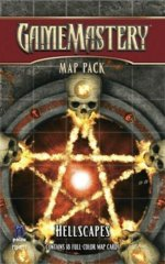 Pathfinder RPG (GameMastery Map Pack) - Hellscapes