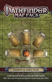 Pathfinder RPG (Map Pack) - Camps & Shelters