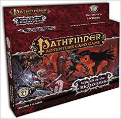 Pathfinder Adventure (Card Game) - Wrath of the Righteous Adventure Deck 3 - Demon's Heresy