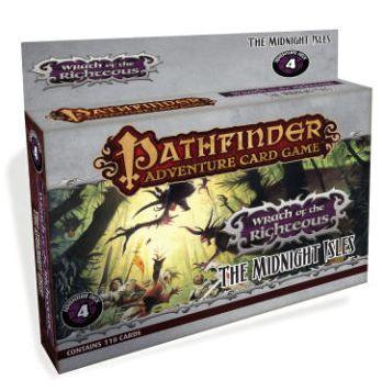 Pathfinder Adventure (Card Game) - Wrath of Righteous Adventure Deck 4