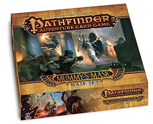 Pathfinder Adventure (Card Game) - Mummys Mask Base Set