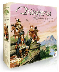 Discoveries - The Journals of Lewis & Clark