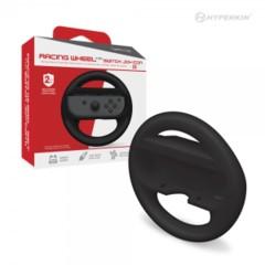 (Hyperkin) Racing Wheel for Switch Joy-Con (Black)