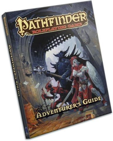 Pathfinder RPG - Adventurers Guide - Hard Cover