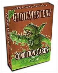 Pathfinder Gamemastery Condition Cards