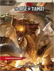 Dungeons & Dragons RPG - The Rise of Tiamat  (5th Edition)