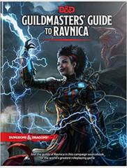 Dungeons and Dragons RPG - Guildmasters Guide to Ravnica (5th Edition)