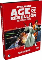 Core Rulebook - Age of Rebellion (Star Wars)