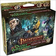 Pathfinder Adventure Card Game - Occult Adventures Character Deck 2