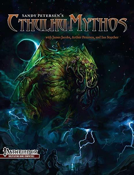 Cthulhu Mythos - Pathfinder Roleplaying Game Compatible