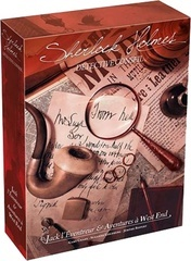 Sherlock Holmes Consulting Detective - Jack the Ripper & West End Adventures