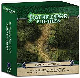 Pathfinder Flip-Tiles Forest Starter Set