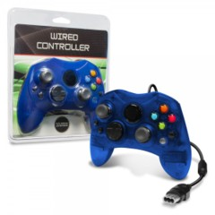 (Hyperkin) XBox Wired Controller - Blue