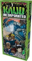 Kaiju Incorporated Card Game