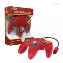 (Hyperkin) Cirka Clear Red N64 Controller