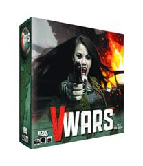 Vwars: A Game Of Blood And Betrayal