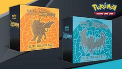 Sun & Moon Ultra Prism Elite Trainer Box - Dusk Mane Necrozma