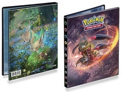 4 Pocket Ultra Prism Pokemon Binder