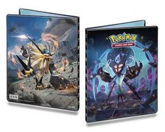 9 Pocket Ultra Prism Pokemon Binder