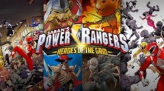 Mighty Morphing Power Rangers: Heroes Of The Grid