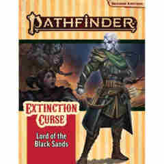 Pathfinder 2e: Extinction Curse - Lord Of The Black Sands