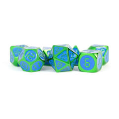 7ct. Metal Digital Green/Blue - MD023