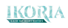 Ikoria: Lair of Behemoths Pre Release Bundle (All 3)