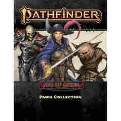 Pathfinder Age Of Ashes: Pawns Collection