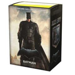 Dragon Shield Art Sleeves - Batman Justice League