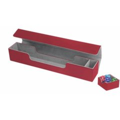 Flip N Tray Mat Case - Red