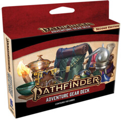 Pathfinder: Adventure Gear Deck