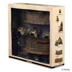 Pathfinder Battles: Legendary Adventures Goblin Village Premium Set